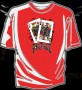 Red Card T-Shirt P-Nuckle