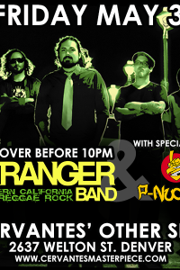 NO COVER BEFORE 10pm! P-NUCKLE & STRANGER BAND (CA)